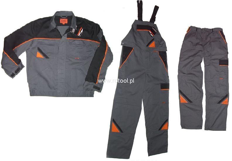 52da1c3c Ubranie robocze PROFESSIONAL - bluza + ogrodniczki